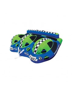Sportsstuff Towable High Roller 3 persons blue / green
