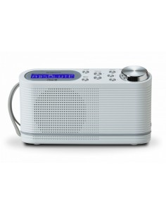 ROBERTS RADIO Play 10 DAB/DAB+/FM WHITE