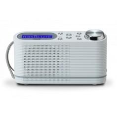 ROBERTS RADIO Play 10 DAB/DAB+/FM WHITE