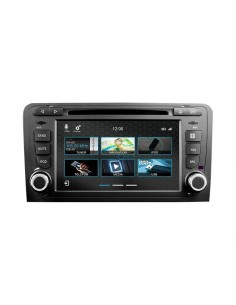 Dynavin N7-A3 Navigation device for Audi A3
