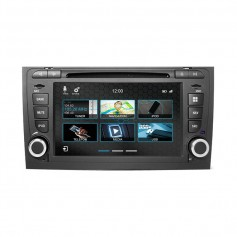 Dynavin N7-A4 Navigation for Audi A4 and Seat Exeo