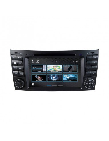 Dynavin N7-MBE Navigation for Mercedes E-Class and CLS
