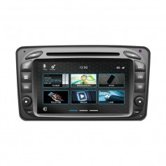 Dynavin N7-MC2000 Navigation for Mercedes CLK, Vito, Viano, C-Class and G-Class