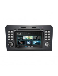 Dynavin N7-MBML Navigation for Mercedes M-Class and GL