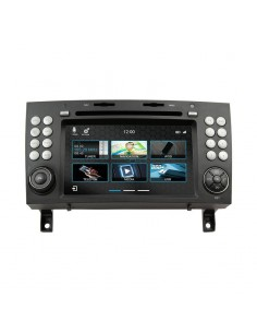 Dynavin N7-SLK Navigation for Mercedes SLK