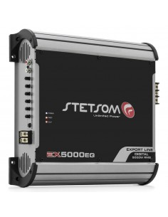 STETSOM EX5000EQ_2 Amplifier 2 ohm