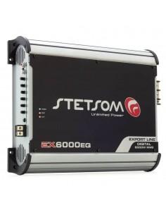 STETSOM EX6000EQ_2 Amplifier 1 channel 2ohm