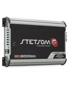 STETSOM EX8000EQ_2 Amplifier 1 channel 2 ohm