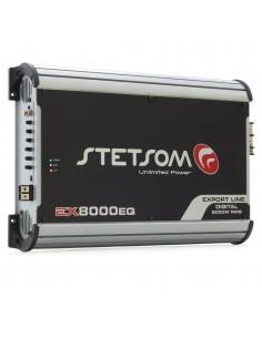 STETSOM EX8000EQ_2 Amplifier 1 channel 1 ohm