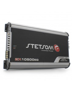 STETSOM EX10500EQ Amplifier 1 channel 2 ohm