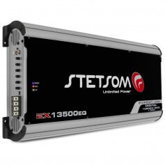 STETSOM EX13500EQ_1 Amplifier 1 channel 1 ohm