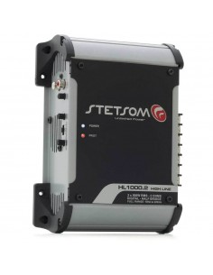 STETSOM HL1000.2 Amplifier 2 channel 2 ohm