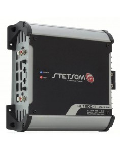 STETSOM STETSOM HL1200.4 Amplifier 4 channel 2 ohm