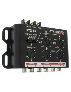 STETSOM STX42 Crossover 2 channels and 2 ways