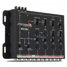 STETSOM STX84 Crossover 4 channel and 4 ways