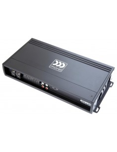 Morel MPS 4.400  4-channel amplifier 70 watts RMS x 4
