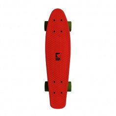 "RAM Mini Cruiser Old School 22"" strawberry red"