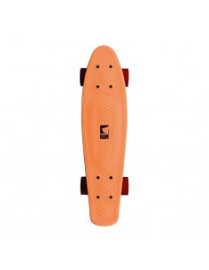 "RAM Mini Cruiser Old School 22"" peach orange"