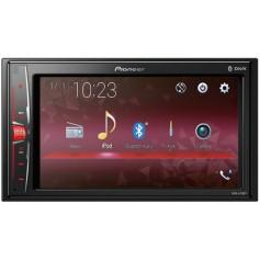 """Pioneer MVH-A210BT 6,2"""" Resistive Touchpanel /3x Cinch /Bluetooth /RGB /USB"""