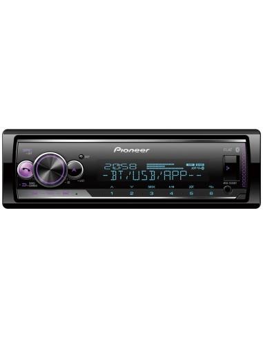 Pioneer MVH-S510BT 1-DIN Autoradio Bluetooth, Spotify and App Connect