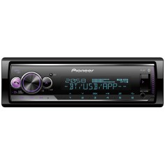 Pioneer MVH-S510BT 1-DIN Autoradio Bluetooth, Spotify and App Connect
