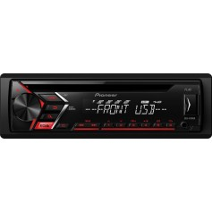 Pioneer DEH-S100UB 1DIN, CD, USB Front