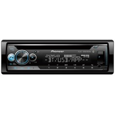 Pioneer DEH-S510BT 1-DIN radio with CD drive, Bluetooth, Spotifiy control and USB