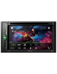 Pioneer AVH-A210BT Bluetooth/DVD/USB/2-DIN Autoradio