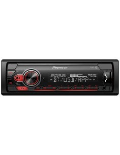 Pioneer MVH-S410BT 1-DIN Autoradio Bluetooth, Spotify and App Connect