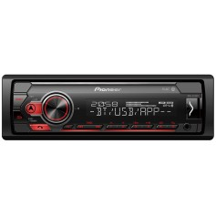 Pioneer MVH-S410BT 1-DIN Autoradio Bluetooth, Spotify and App Connect