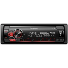 Pioneer MVH-S310BT 1-DIN with Bluetooth, Spotify Control, USB, AUX