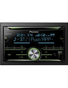 Pioneer FH-X730BT Bluetooth, Front USB, iPod, Front AUX-In Autoradio