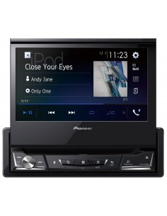 "Pioneer AVH-A7100BT 7"" Touchpanel/RGB/USB/CD/DSP/Spotify"