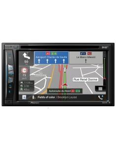 Pioneer AVIC-Z710DAB-Camper Wifi-Autoradio with Navigation/DAB +/Spotify/Bluetooth/DVD
