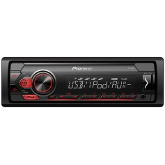 Pioneer MVH-S110UI Car radio with USB and AUX-IN