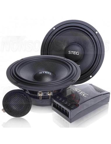 """Steg SG 650C 6.5"""" 2-Way System"""