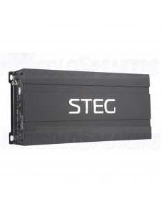 Steg STD850D Stereo Power Amplifier