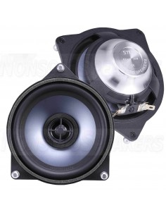 STEG BZ40X 10cm Coax Speaker , 50W, 4 Ohm for Mercedes