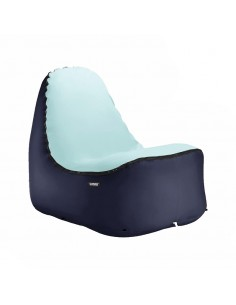 TRONO Sitzsack dark blue Inflatable Lounge Chair