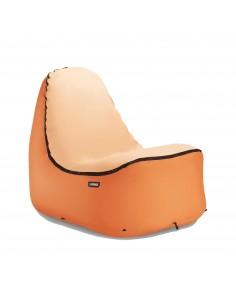 TRONO bean bag orange Inflatable Lounge Chair