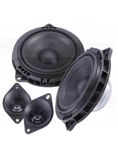 Steg BM45C kit 2 way speakers for bmw 100mm