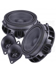 Steg bmx-45c kit 2 way speakers for bmw 100mm