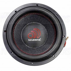 Massive Audio SUMMOXL154 – 3000w Dual 4 Ohm Subwoofer