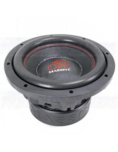 Massive Audio TOROX104 – 2000w Dual 4 Ohm Subwoofer
