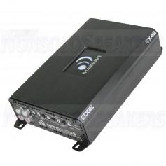 Massive Audio EX48 – 4 Channel Amplifier (Built-In OEM Line Converter)