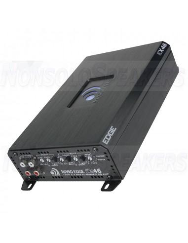 Massive Audio EX46 – 4 Channel Amplifier (Built-In OEM Line Converter)