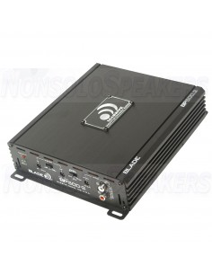 Massive Audio BP500.2 – 2 CHANNEL AMPLIFIER