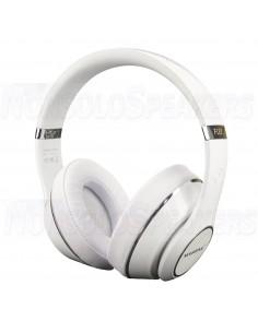 Massive Audio Black Wired Headphones