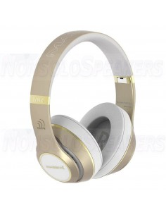 Massive Audio FLEX Gold Bluetooth Headphones