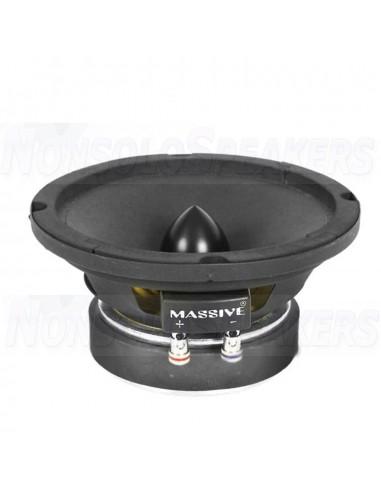 "Massive Audio M8 - 8"" 150 Watt 8 Ohm Mid-Range Speaker 1 piece"